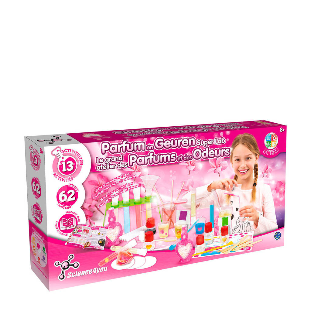 Science4You  Parfumfabriek superset