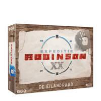 Just Games Expeditie Robinson - De eilandraad (het bordspel) bordspel