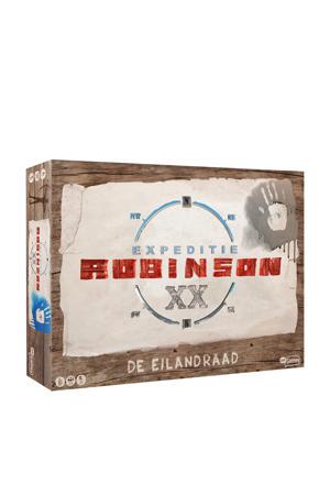 Expeditie Robinson - De eilandraad (het bordspel) bordspel