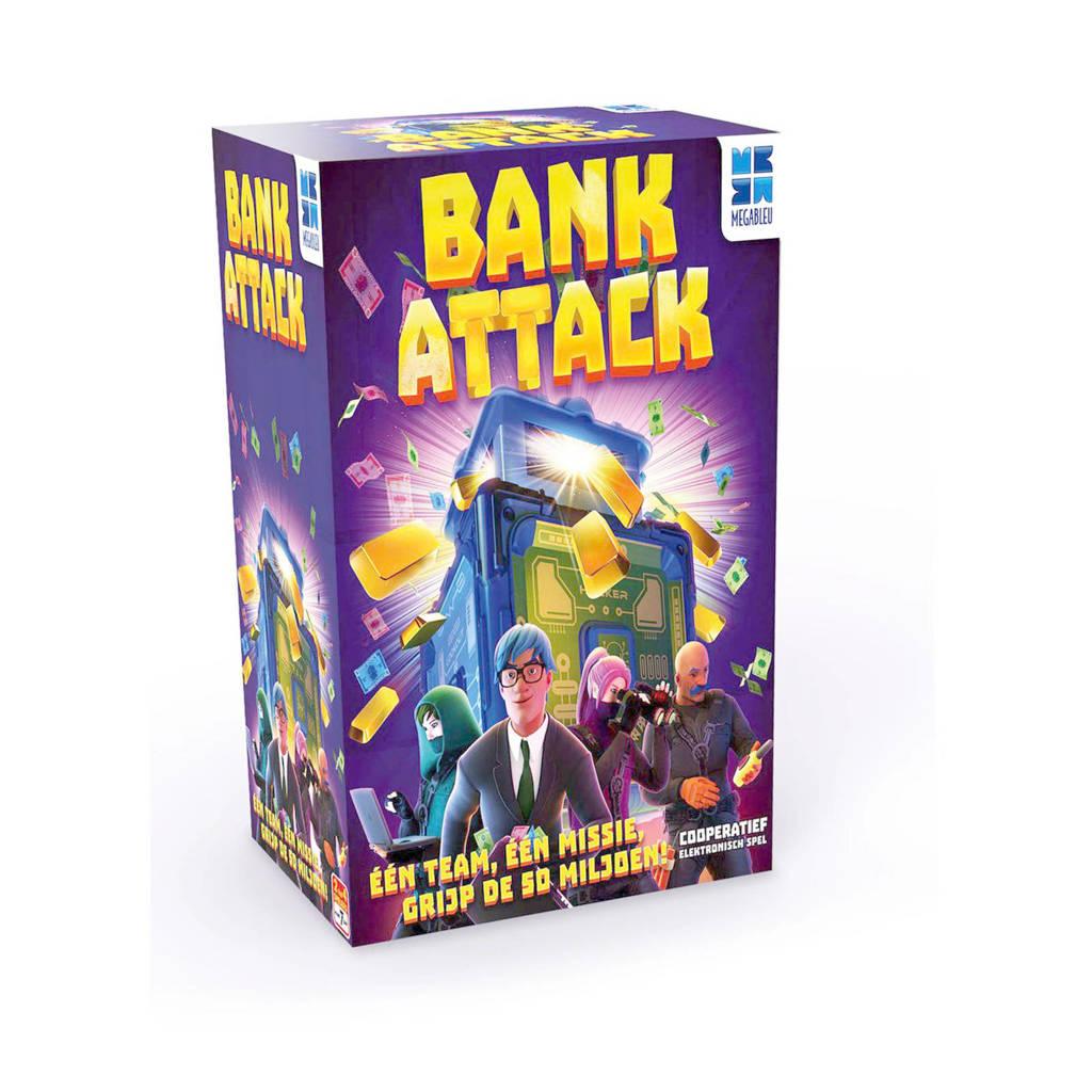 Megableu Bank Attack denkspel