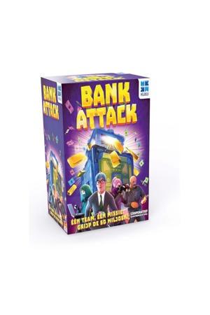 Bank Attack denkspel