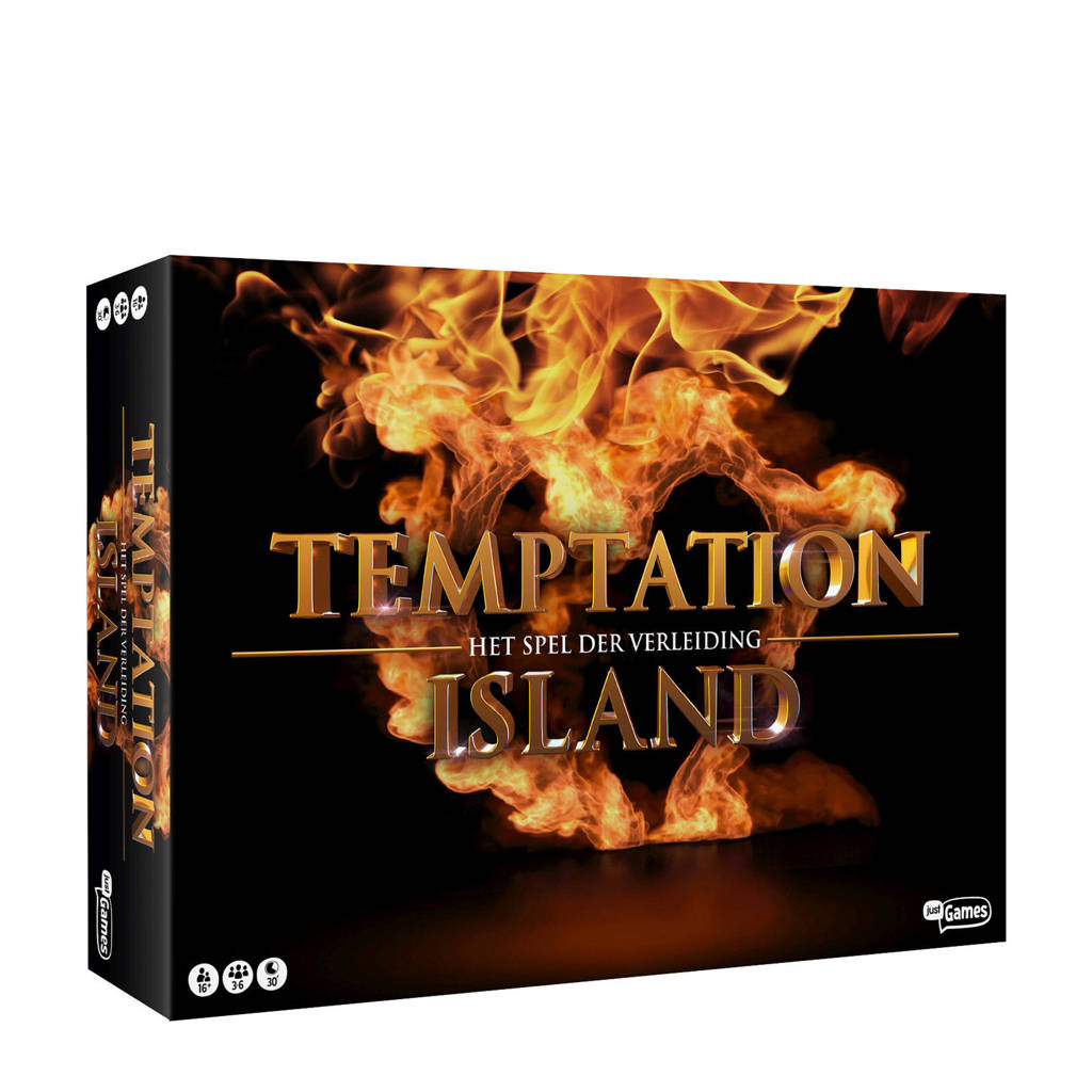 Just Games Temptation Island (het bordspel) bordspel