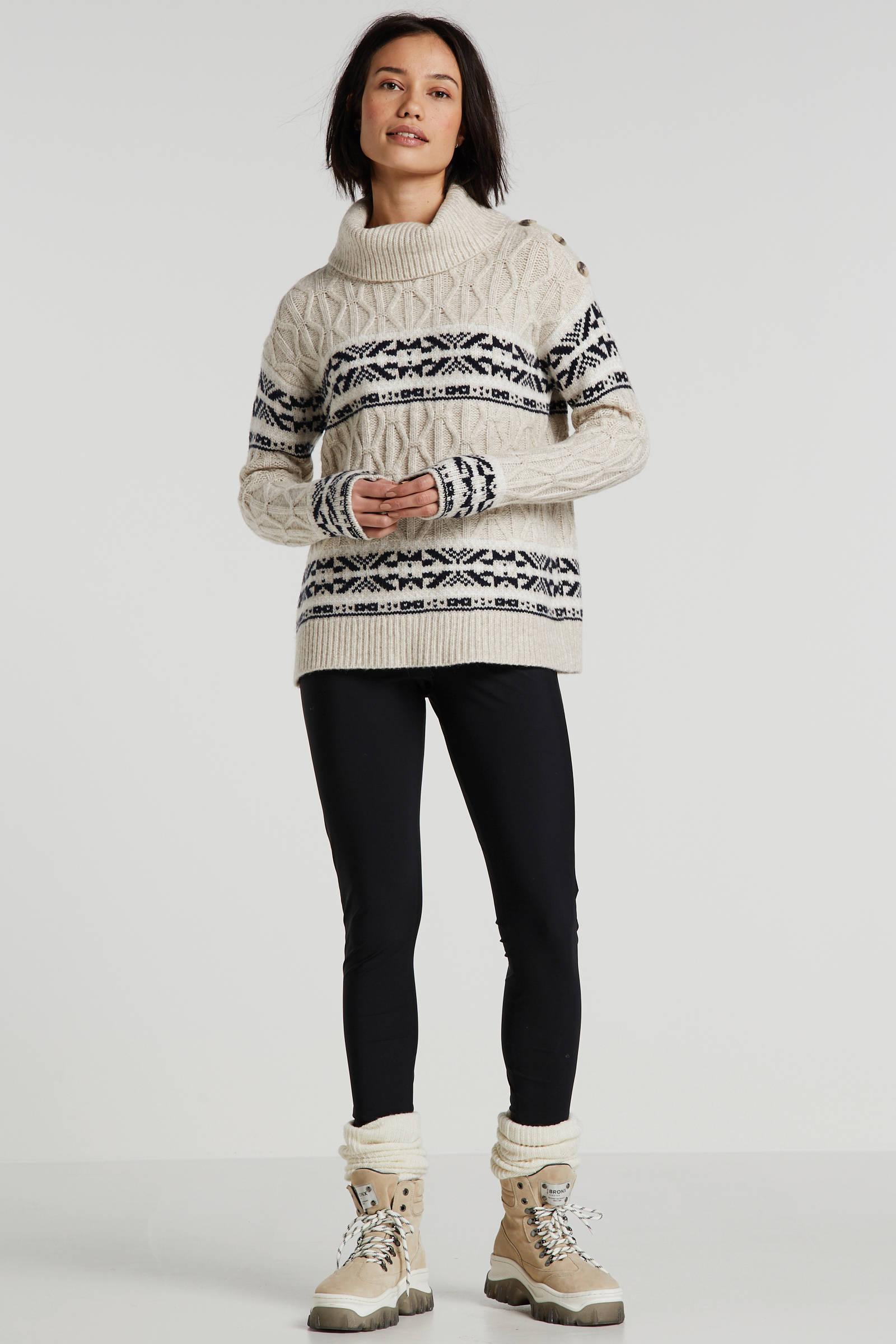 ESPRIT Women Casual trui met alpaca wol | wehkamp