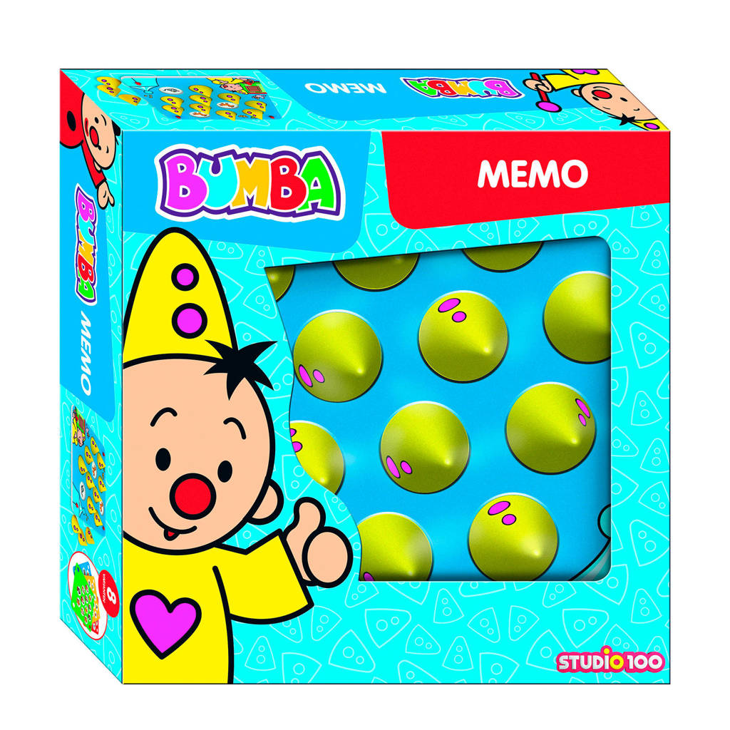 Studio 100 Bumba memory Bumba kinderspel