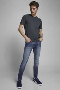 JACK & JONES JEANS INTELLIGENCE skinny fit jeans Liam blue denim, Blue denim