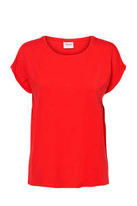 AWARE by VERO MODA T-shirt rood, Rood