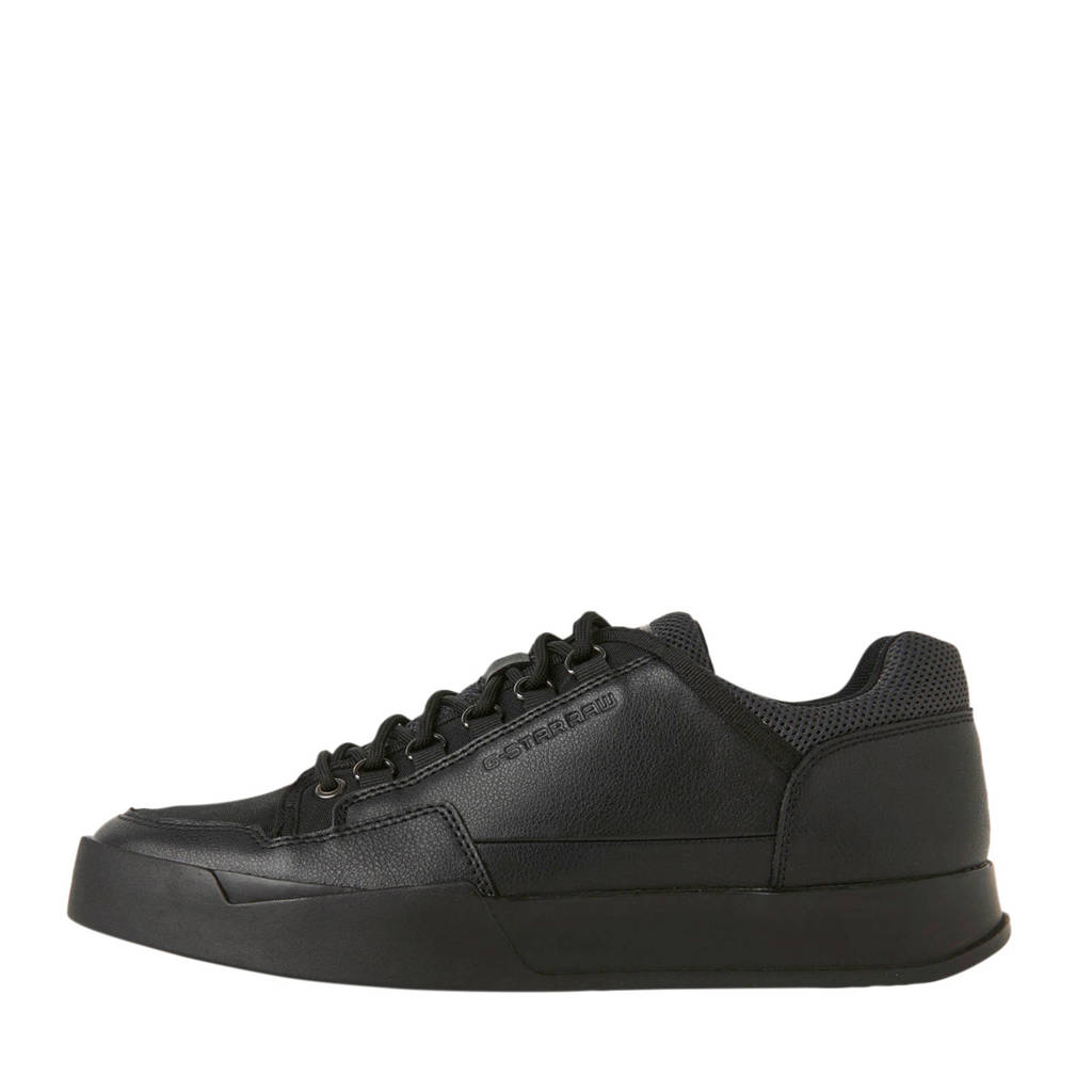 G-Star RAW Rackam Vodan Low  sneakers zwart, Zwart