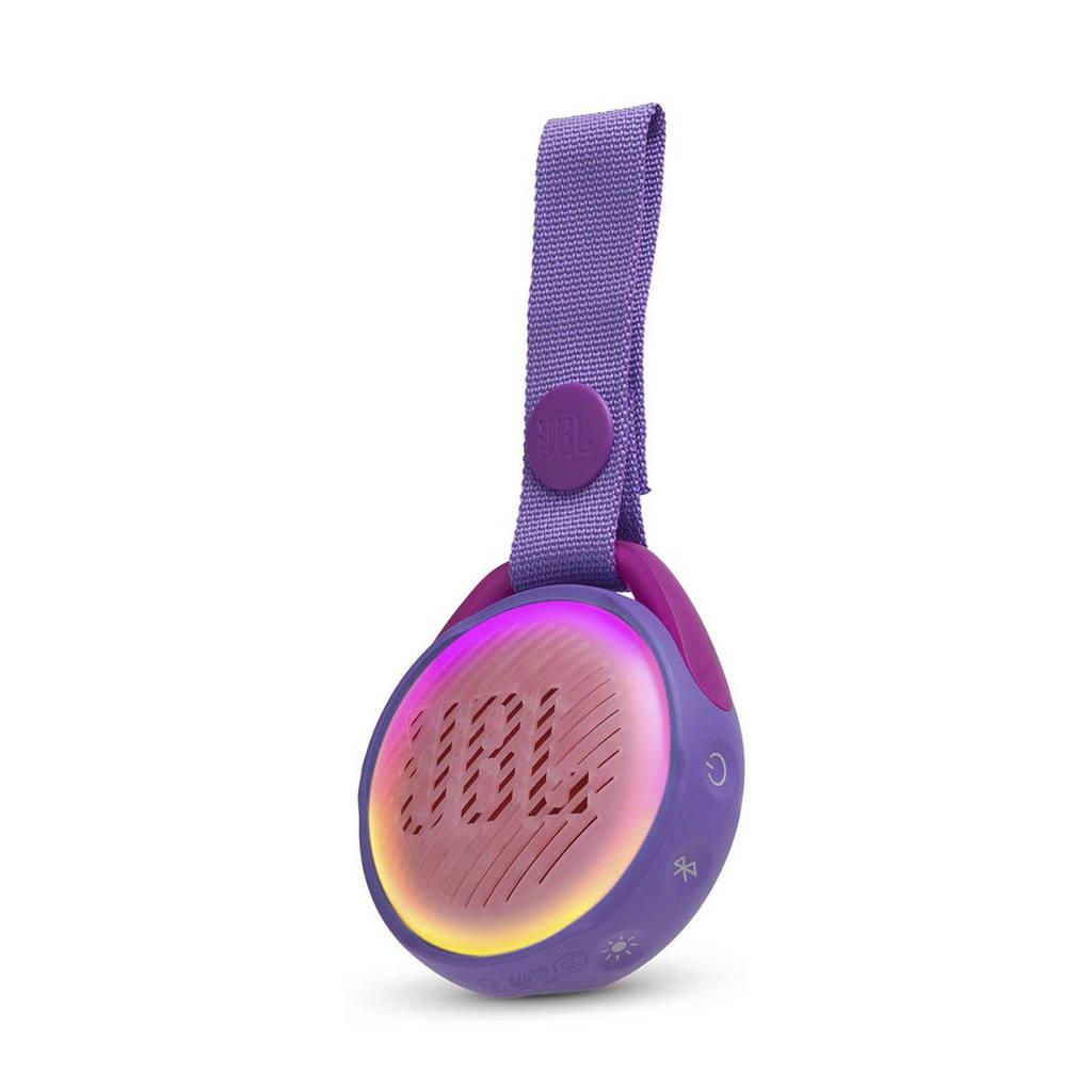 JBL JR POP  bluetooth speaker (paars), Paars