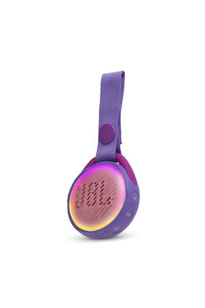 JR POP  bluetooth speaker (paars)