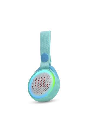 JR POP  bluetooth speaker (aqua)