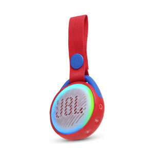 JR POP  bluetooth speaker (rood)