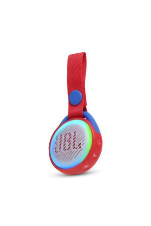 JR POP  bluetooth speaker (rood)