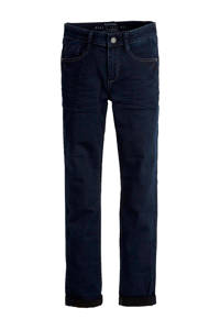 s.Oliver skinny jeans Seattle donkerblauw, Donkerblauw
