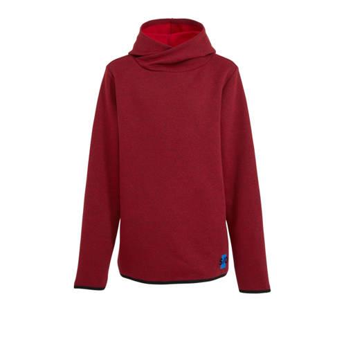 s.Oliver hoodie donkerrood