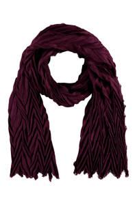Sarlini sjaal rood, Rood