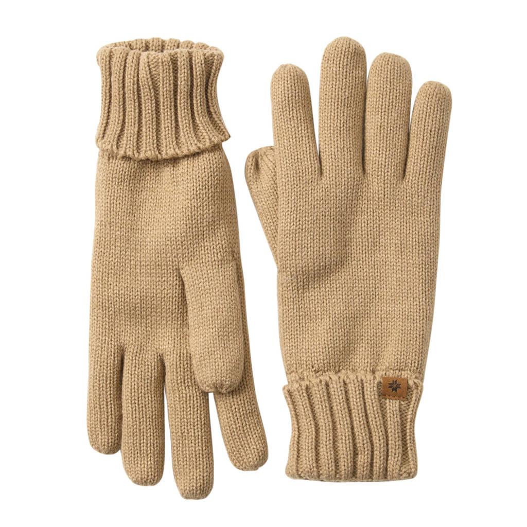 Sarlini handschoenen camel, Camel