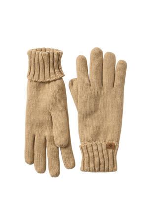 handschoenen camel