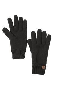 Sarlini handschoenen zwart, Zwart