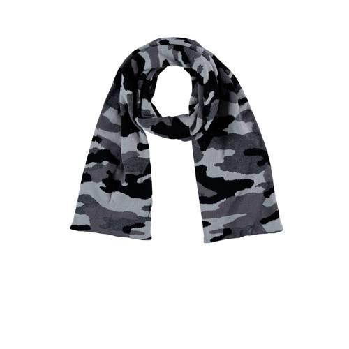 Sarlini sjaal zwart