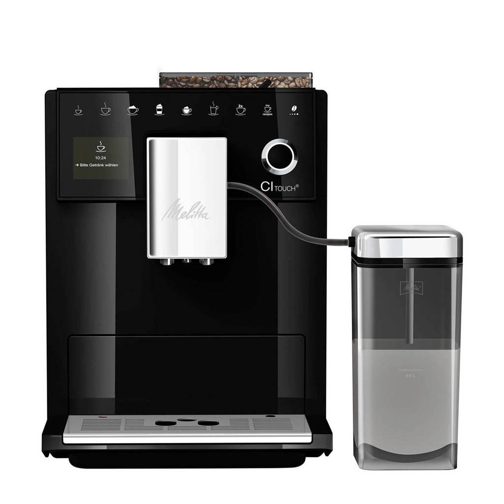Melitta CI Touch F630-102 koffiemachine, Zwart