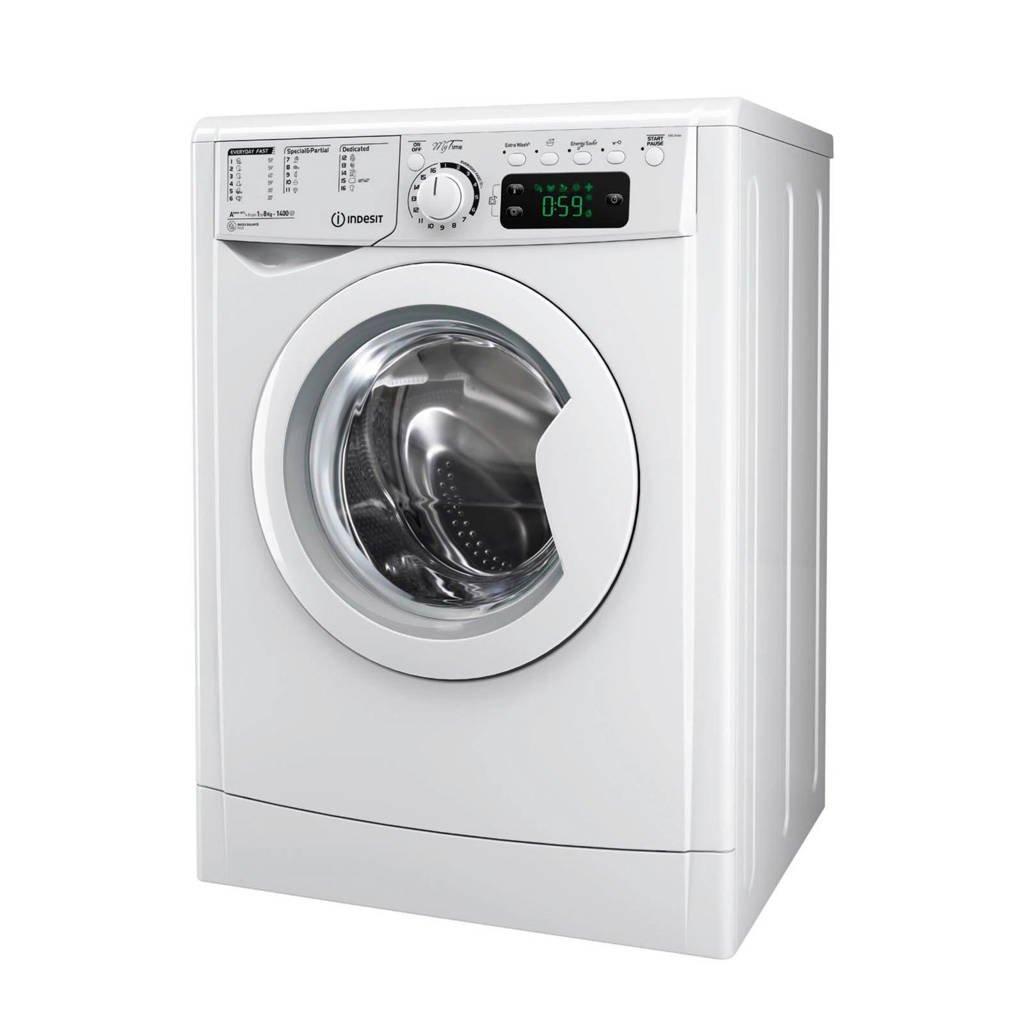 Indesit EWE 81484 B EU wasmachine