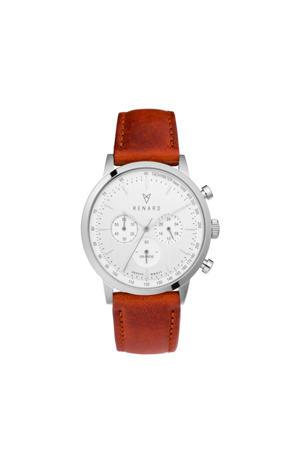 chronograaf bruin