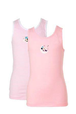 Disney @ hemd met Minni Mouse - set van 2