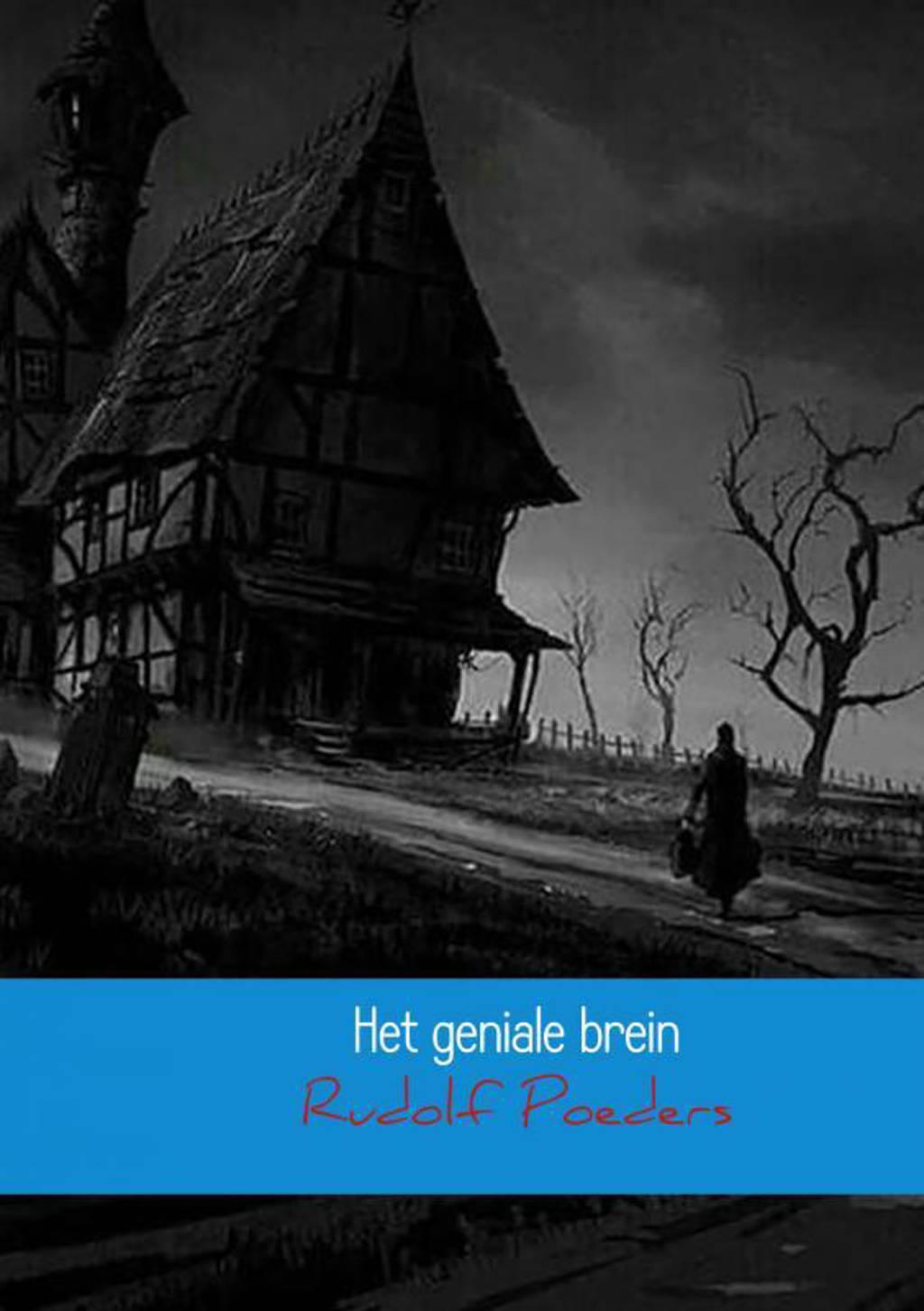 Het geniale brein - Rudolf Poeders