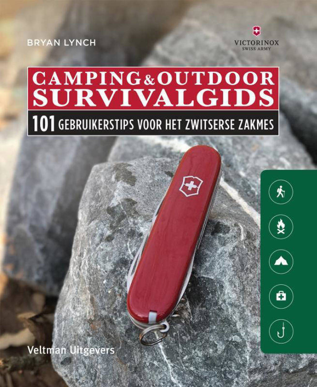 Camping & Outdoor Survivalgids - Bryan Lynch