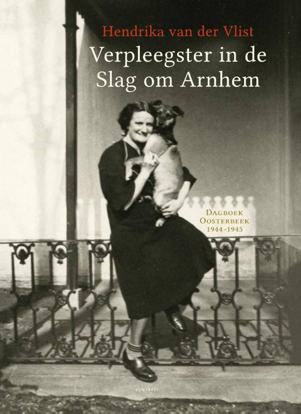 Verpleegster in de Slag om Arnhem - Hendrika van der Vlist