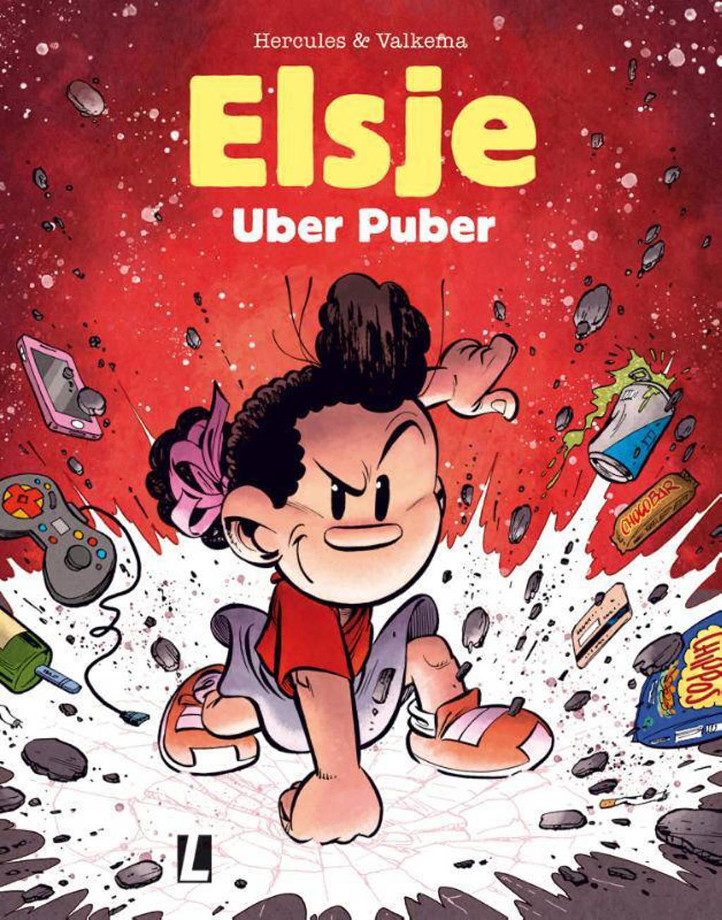 Elsje: Uber Puber - Eric Hercules