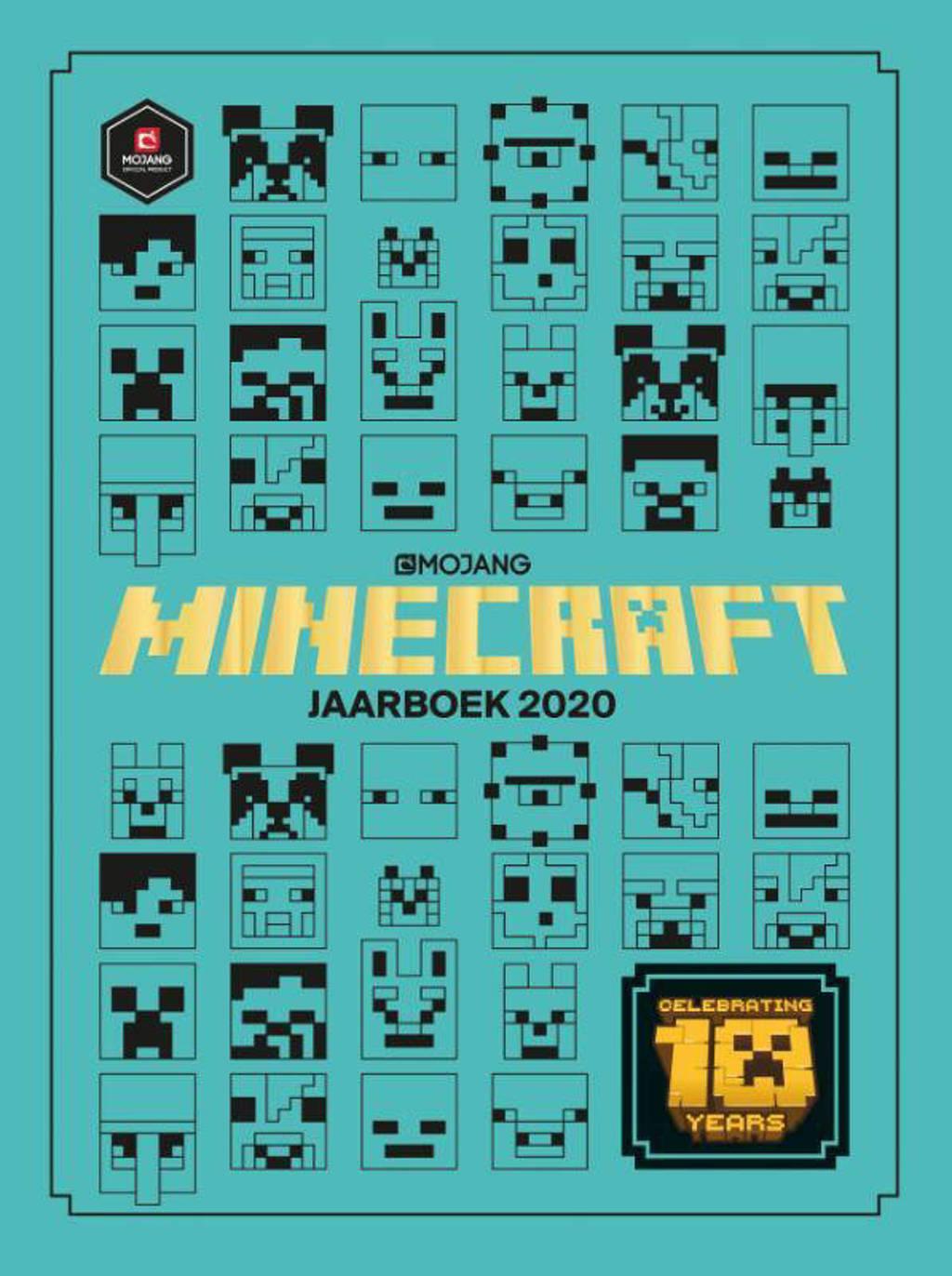 Minecraft: Minecraft Jaarboek 2020
