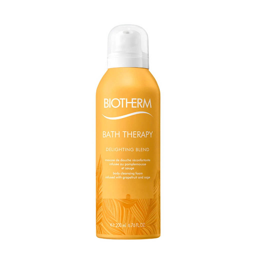 Biotherm Delighting Blend Shower Foam Douchegel - 200 ml