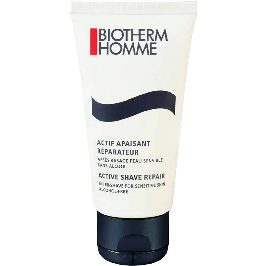 Biotherm Active Shave Repair Aftershave  - 50 ml