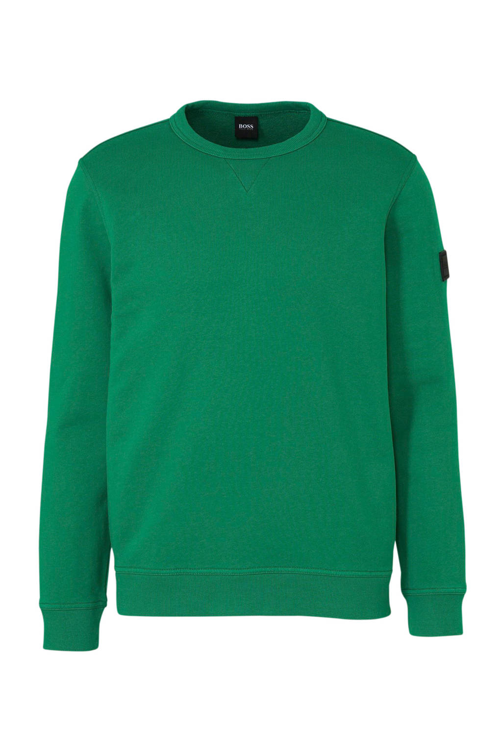 BOSS Casual sweater groen, Groen