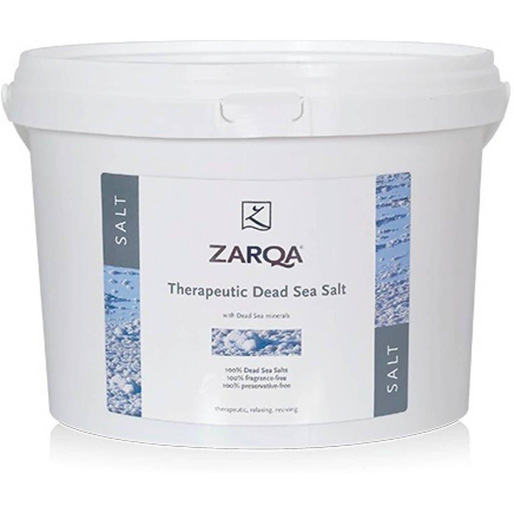 Zarqa 100% Pure Dead Sea Salt Badzout - 5000 gr