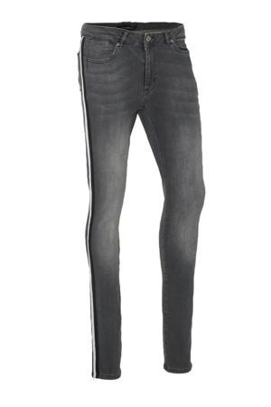 super comfort basic skinny jeans met zijnaadbies