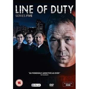 Line of duty - Seizoen 5 (DVD)