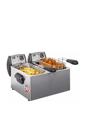 FR1850 DUO koude zone friteuse