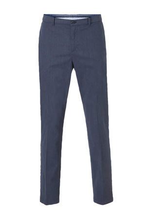 Angelo Litrico slim fit pantalon donkerblauw