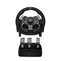 Logitech Drive Force Racestuur G920 (XBox One), Zwart