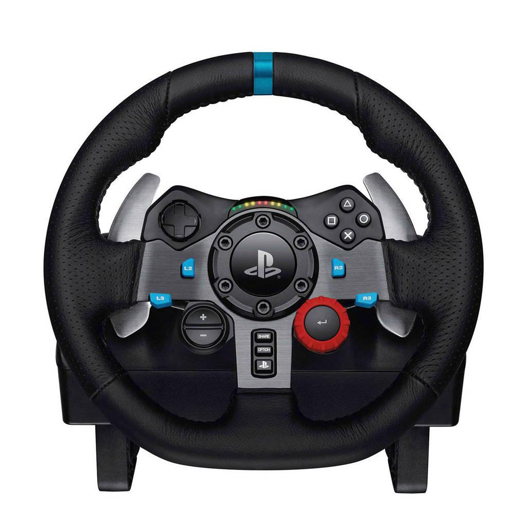 Logitech Drive Force Racestuur G29 (PS4), Zwart