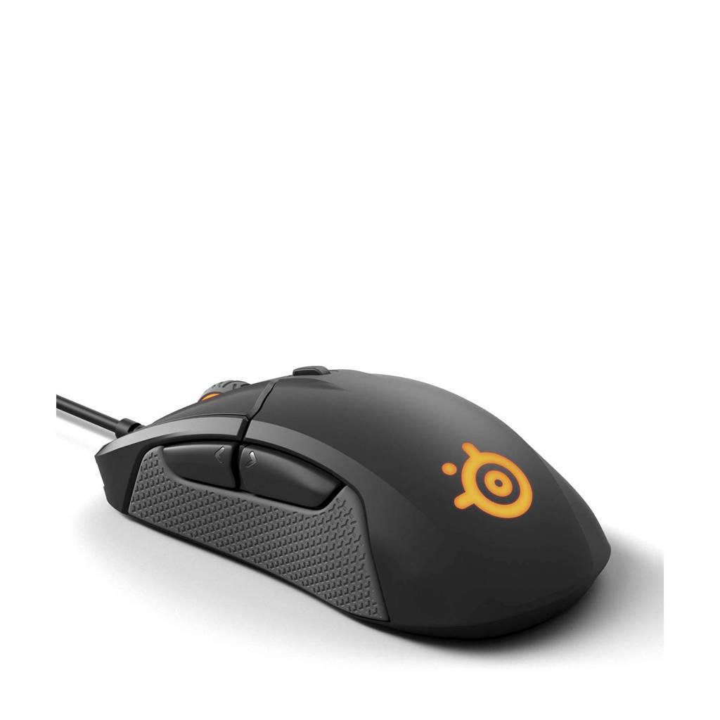 Steelseries  Rival 310 gaming muis, Zwart