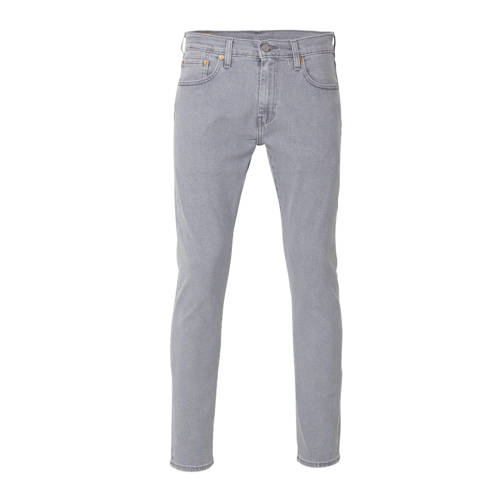 Levi's slim tapered fit jeans 512 steel grey stone