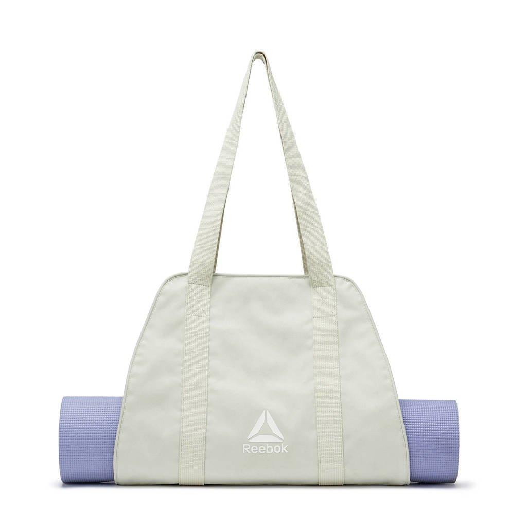 Reebok  Carry Sling - yogamat tas - yogatas - wit, Wit/Off white