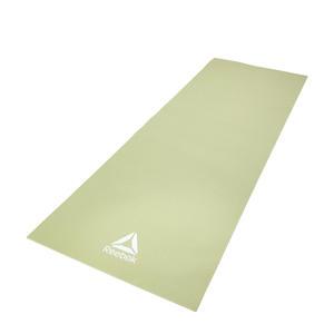 yogamat / fitnessmat 4 mm - groen