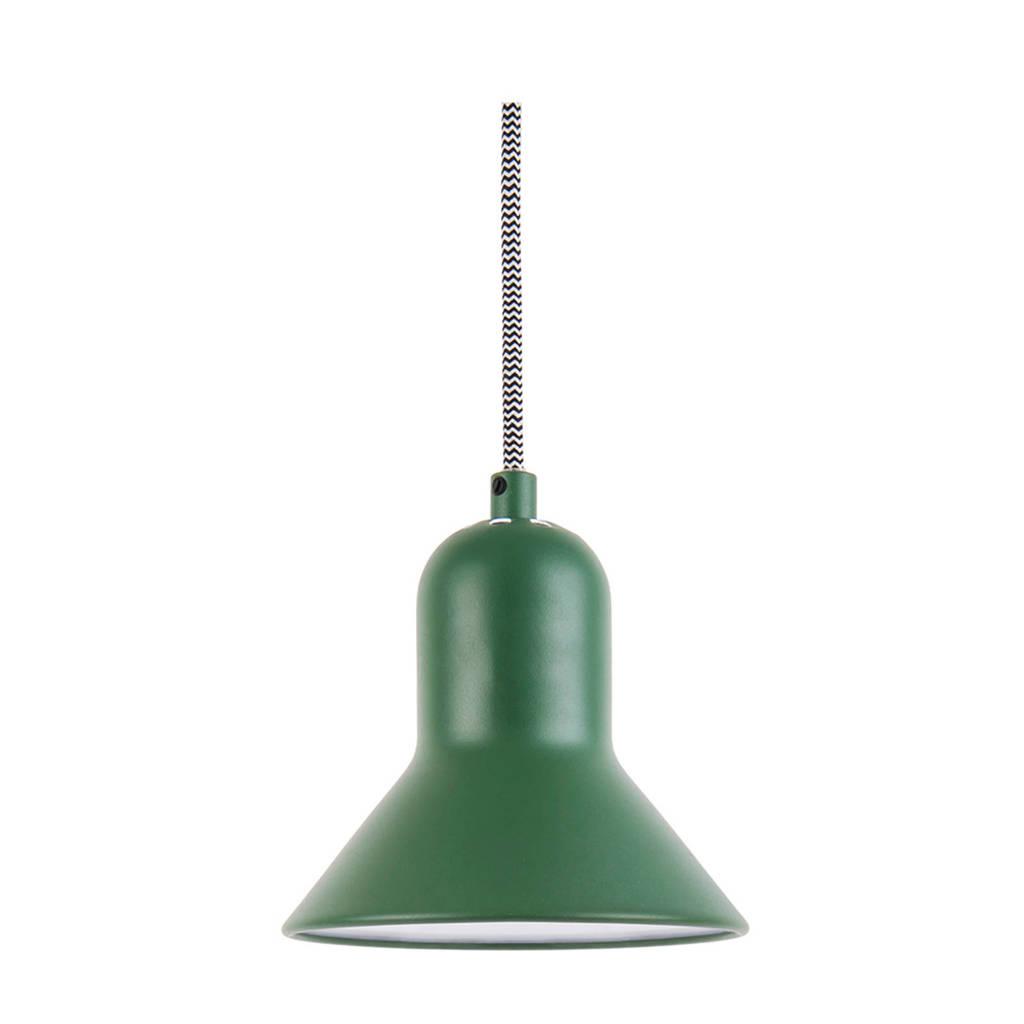 Leitmotiv hanglamp Slender, Groen