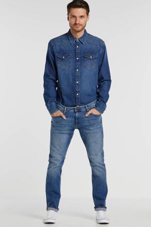 edc Men slim fit jeans 902 blue