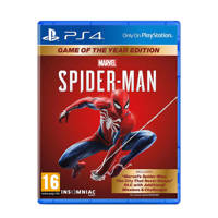 Marvel's Spider-Man Game of the Year edition (PlayStation 4)