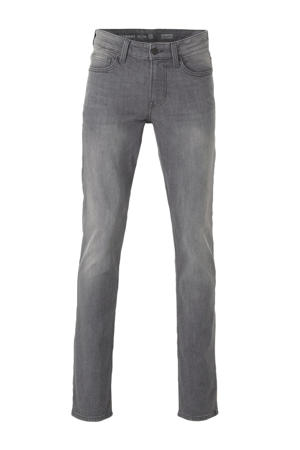 straight fit jeans grijs